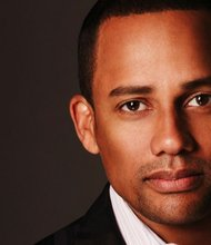 Actor and author Hill Harper