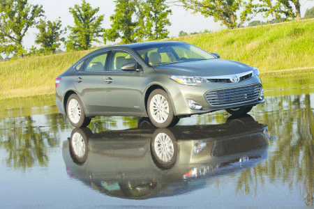 This week's feature automobile, the Toyota Avalon, has been the Japan-based carmaker's answer to the big American sedan.