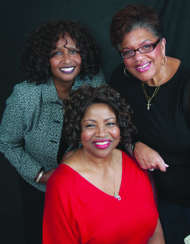 Portland and Vancouver Gospel singers Georgene Rice, Gerutha Greenidge, and Deborah Greenidge are celebrating the release of their new devotional book and CD 'Undaunted, Songs for the Journey' with a concert on Saturday, Nov. 23 at 7 p.m. at New Song Community Church.
