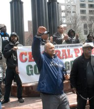 Central Park 5 Justice
