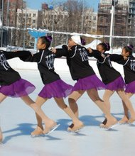 Harlem Ice Girls
