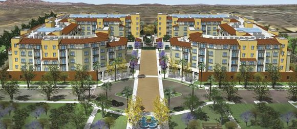The Wright Brothers Apartments at Transit Village, Palmdale's innovative new housing development located near the Palmdale Transportation Center, is accepting ...