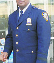 NYPD Chief Phillip Banks III