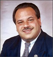 Luis Quintana, interim mayor of Newark