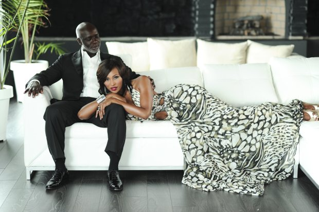 Peter Thomas and Cynthia Bailey Thomas (left to right)