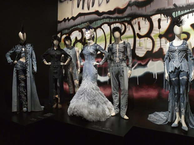 Jean Paul Gaultier- From the Sidewalk to the Catwalk Exhibition Still