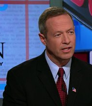 Maryland Gov. Martin O'Malley talks about the Missouri Senate race with Candy Crowley on 'State of the Union.'