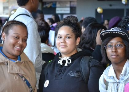 Thousands of students filled Susquehanna Bank Center in Camden on Nov. 18 for the seventh annual HBCU college fair. The ...