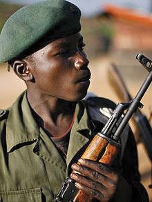 Thousands of women dressed in white marched down the central boulevard in Kinshasa recently, singing the praises of President Joseph ...