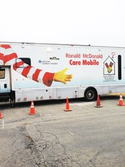 Advocate South Suburban Hospital provided a Ronald McDonald Care Mobile which provided school sports physicals and flu shots for uninsured children during the Annual Community Outreach Summit held in Hazel Crest on Nov. 16.