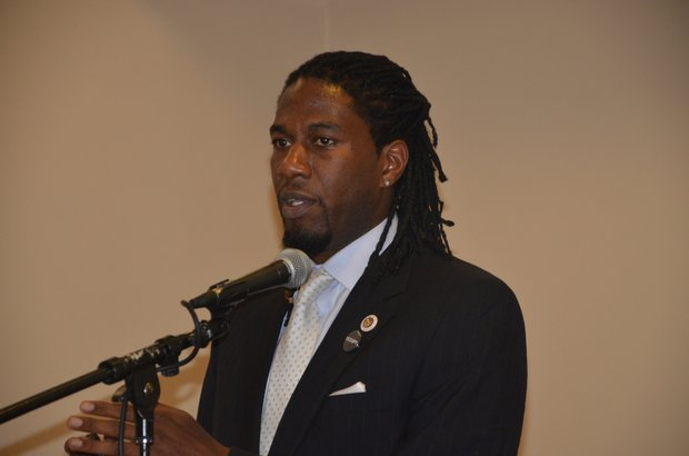 City Council Member Jumaane Williams