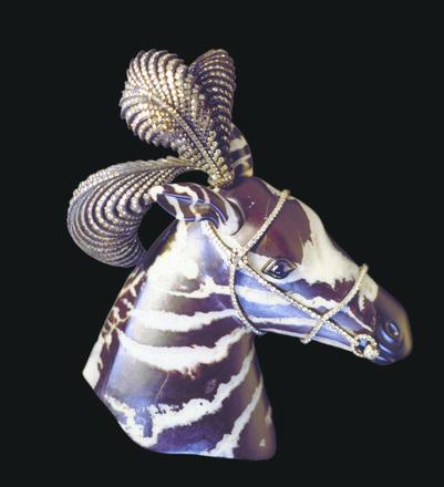 Zebra Piece