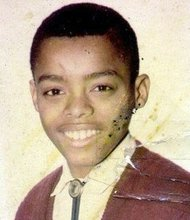 "Derek Farthing, third grade: ""The school's janitor came to the door and in a low voice spoke to Ms. Melvin, my third grade teacher. Her hands rose to cover her face and to still her sudden-shocked voice from raising our concerns. After composing herself, she turned to us and stated, 'The President, President Kennedy, was shot and killed in Dallas, Texas.' """