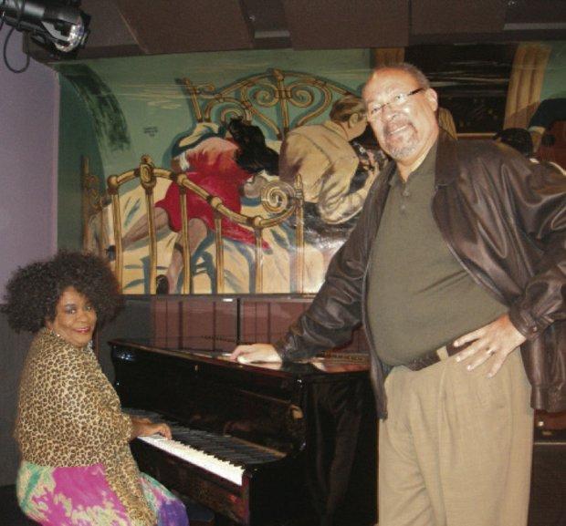 Bobbi Humphrey and Richard Parsons