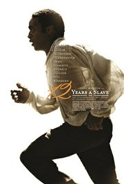 Poster for the film 12 Years a Slave.