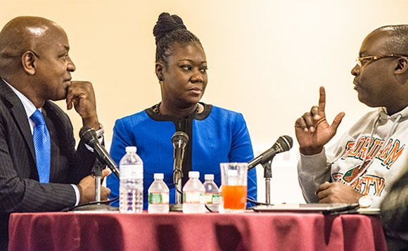 Issues of racial profiling and violence against black youth were front and center in a recent Cambridge forum with the ...