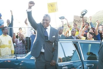 "Idris Elba calls his titular role in the biopic ""Mandela: Long Walk to Freedom"" his most important to date."
