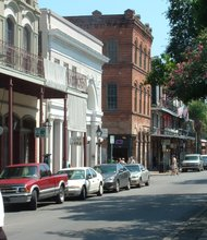 The French Quarter in New Orleans possesses its own distinctive charm, flavor and flair.