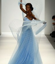 Spring '14 designs by Zang Toi