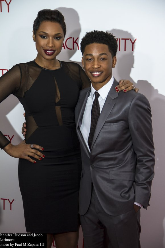 Black Nativity's Jacob Latimore talks about his role in the new blockbuster