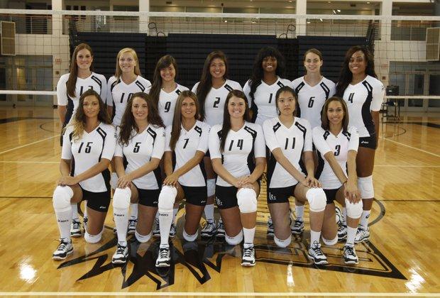Long Island University won the Northeast Conference Volleyball Championship.