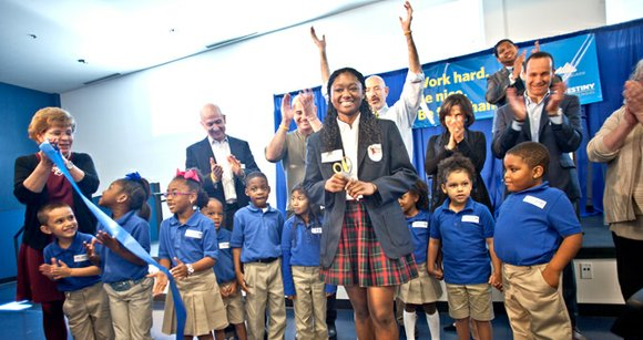 Community leaders in Dallas gathered on Oct. 23 to celebrate the opening of KIPP Destiny Elementary, a new public charter ...