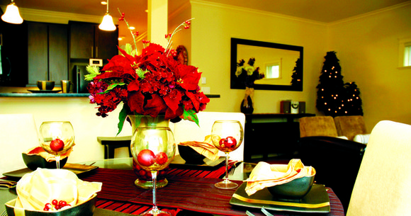 As decorations are hung this holiday season in preparation for entertaining family and friends, consider creating ambiance using lighting in ...