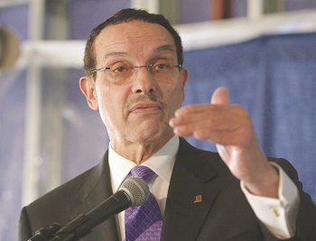 D.C. Mayor Vincent Gray reiterated his desire to continue serving as the chief executive of the nation's capital at a ...