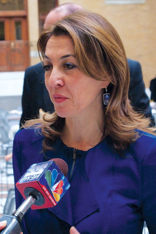 Massachusetts Immigrant and Refugee Advocacy Coalition Executive Director Eva Milona says President Obama could defer deportations until Congress approves immigration reform. The Obama administration has deported nearly 2 million undocumented immigrants, more than any previous administration.
