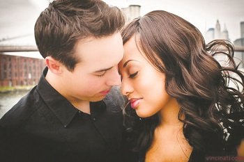 Interracial dating has continued to be all the rage, particularly online where singles are more likely to seek romance outside ...