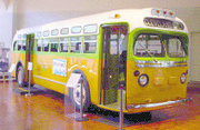 The Rosa Parks Bus