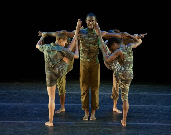 The year 1989 was when Alvin Ailey died, and it was also the year that Bill T. Jones choreographed the ...