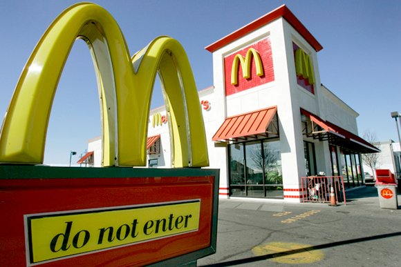 LOS ANGELES, Calif.,- Some fast-food workers in the Los Angeles area are expected to walk off the job Thursday as ...