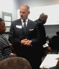 A native of Anne Arundel County, Maryland, Bertamini is actively involved in the community. He serves as a board member of several organizations including the Furman L. Templeton Preparatory Academy located in the 1200 block of Pennsylvania Avenue in West Baltimore. He has received many awards in recognition of his community service.