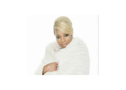 """I love Christmas. People are happier,"" said nine-time Grammy Award winner Mary J. Blige about the holidays."