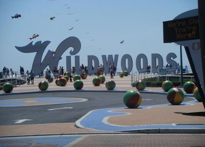 The Wildwoods are offering families an escape from the hustle and bustle of the season with shopping, hotel deals and ...