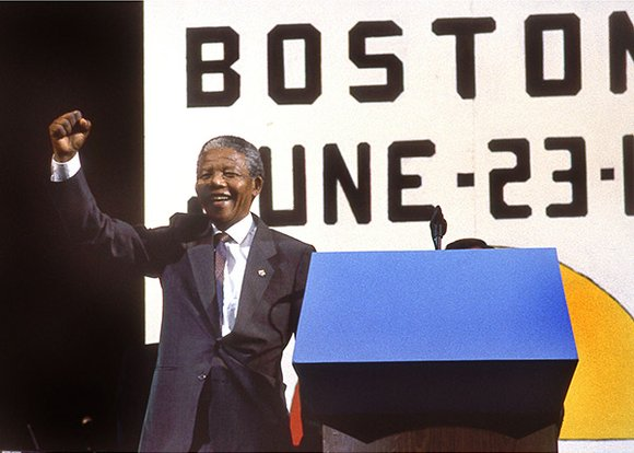 On Feb. 11, 1990, South African political leader Nelson Mandela walked out of a prison after 27 years to fulfill ...