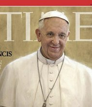 Time has named Pope Francis its person of the year. Jorge Bergoglio of Argentina is known as a humble man, a capable administrator and -- as expected of a new Pope -- a man of great faith.