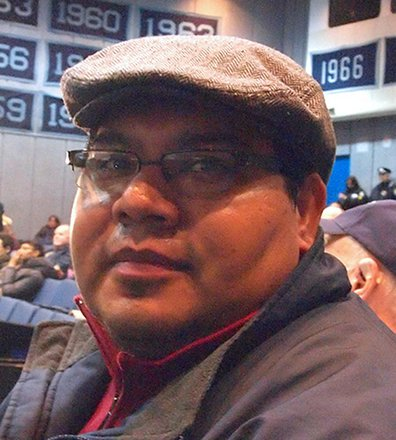 For me and for the workers rights movement, particularly in the low-wage sector, he talked about fighting apartheid through nonviolence. It's an inspiring concept. He showed that what people think is impossible is possible.  — Edwin Argueta, Organizer, Everett