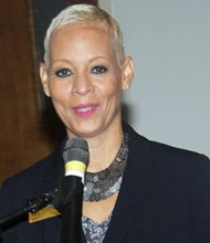 Kelly L. Vaughn director, Office of Community Outreach, Department of Housing and Community Development