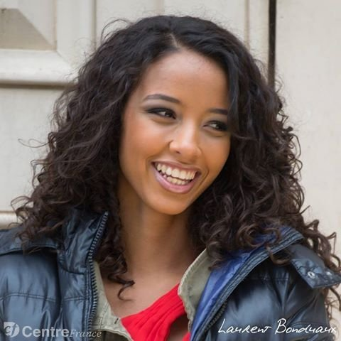 Flora Coquerel was crowned Miss France 2013