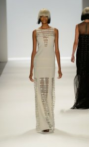 Spring '14 designs by Carmen Marc Valvo