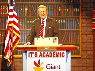 "Mac McGarry, the iconic host of the local quiz show ""It's Academic,"" died Thursday, Dec. 12. He was 87."