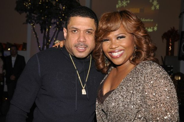 Benzino and Mona Scott-Young
