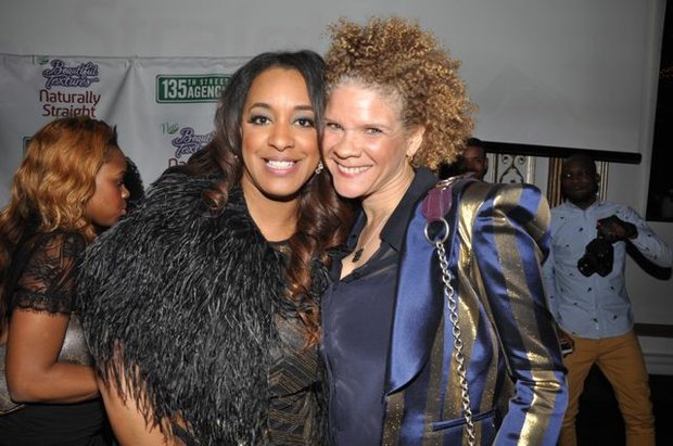 Charlene Dance and Michaela Angela Davis
