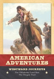 "Sometimes, it's fun to imagine what life might've been like as a pioneer. ""American Adventures: Westward Journeys"" helps your child ..."