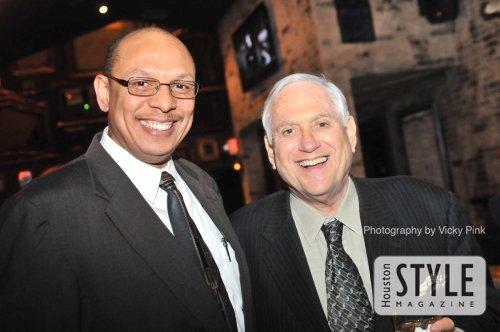 Mayor s hispanic advisory board holiday reception houston for John parker motors houston