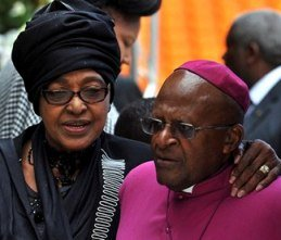 Remembering Winnie Mandela