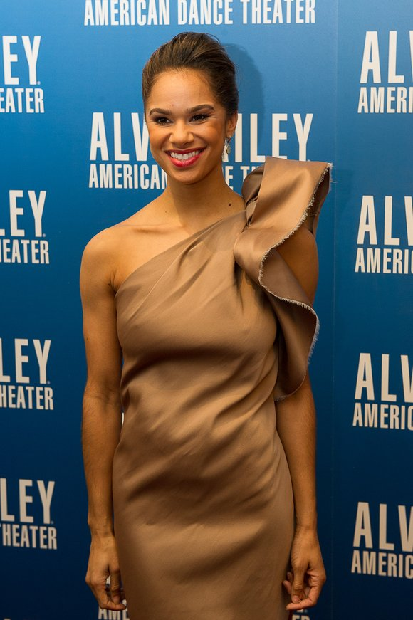 Ballerina Misty Copeland shares details on upcoming film project. Plus a new documentary explores the life of nuclear refugees in ...