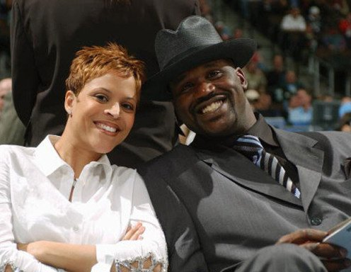 Shaq shuts down shaunie o neal in court houston style - Shaunie o neal house ...